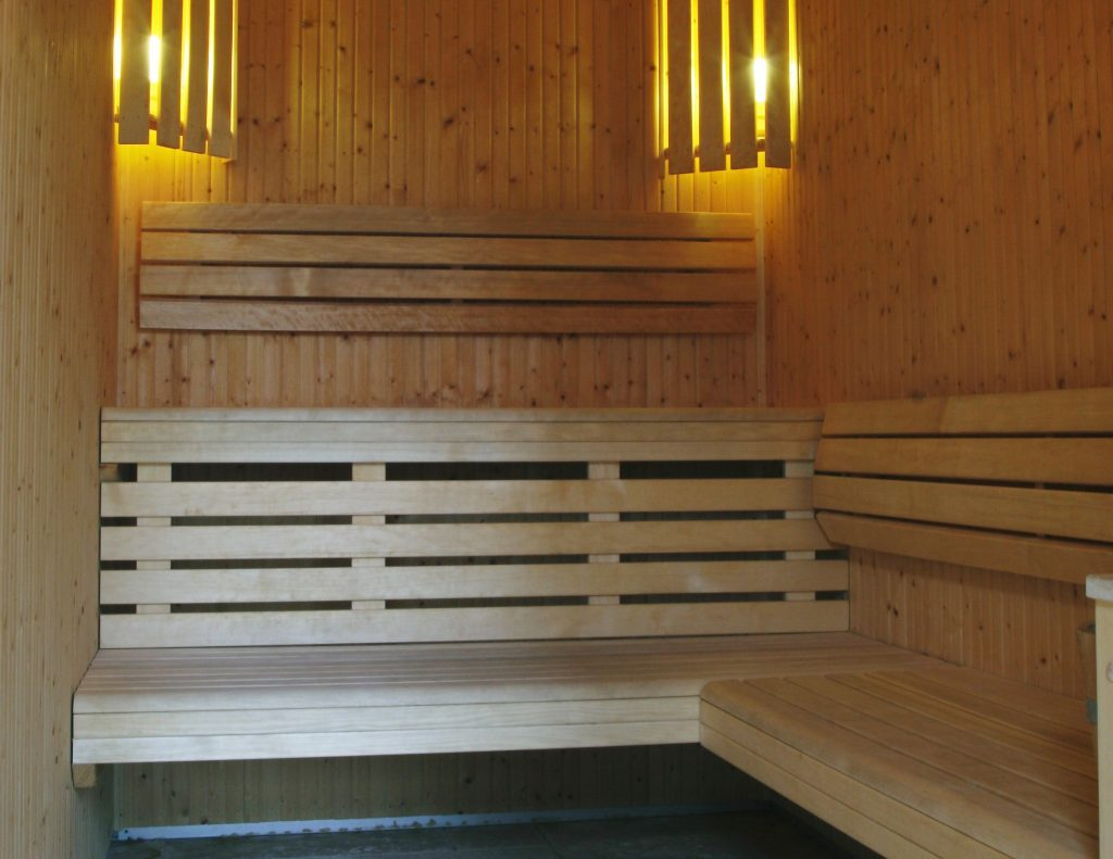 Sauna web